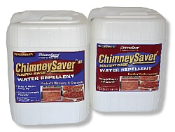 ChimneySaver water proofing