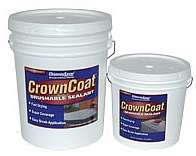 CrownCoat Water Proofing