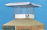 Stainless Chimney Cap